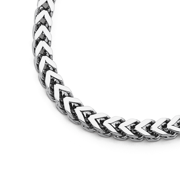 Chisel Stainless Steel 60cm Box Chain