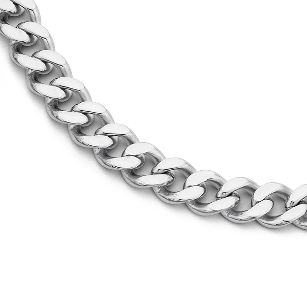 Chisel Stainless Steel 60cm Gents Chain