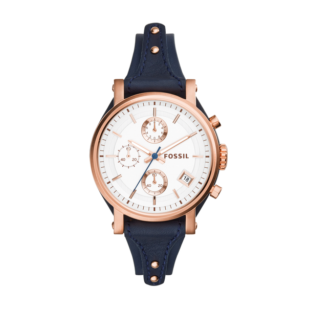 Fossil Ladies Chronograph Watch